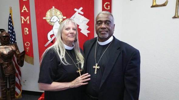 Bishop and Prophetess