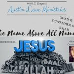 "The Name Above All Names ""JESUS"""
